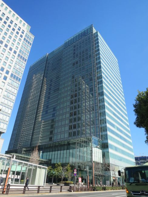 Shiodome Building 3F tsubo Find Office Space in Tokyo officee