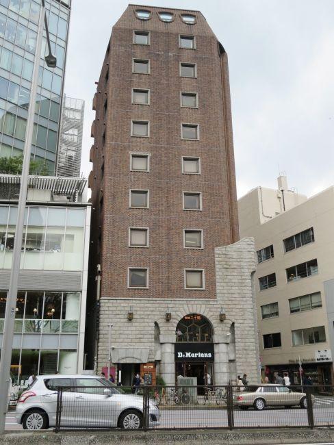 テラアシオス青山 8階 34坪(表参道、渋谷)  渋谷区神宮前5-51-6