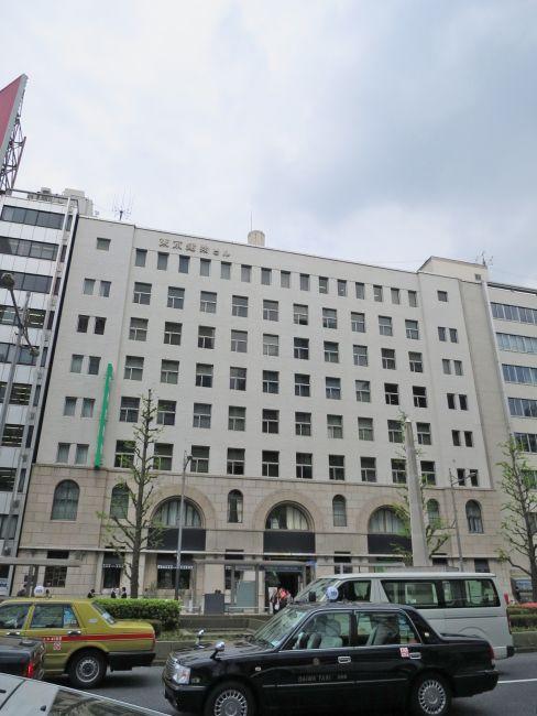 建物 東京