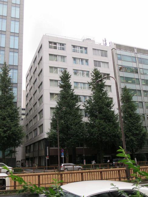 油脂工業会館(日本橋、東京)の...