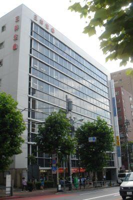 三井生命高田馬場ビルの外観