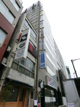 Shibuya High Way Building Exterior