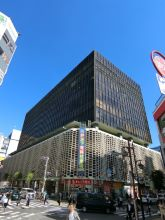New Shinbashi Building Exterior