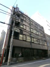 Alpha Shintomi Building Exterior