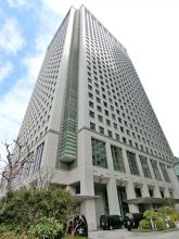 Shinagawa Grand Central Tower Exterior