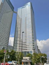 Harumi Island Triton Square Office Tower X-to Exterior