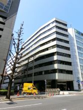 Nagatacho Building Exterior