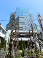 Gate City Osaki West Exterior