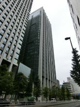 Otemachi Financial City North Tower Exterior
