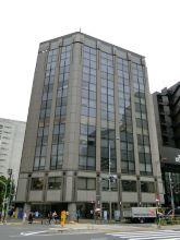 Aoyama First Building Exterior