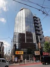 TOHMA高田馬場ビルの外観