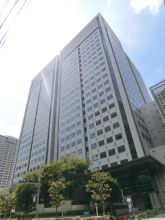 Shinagawa Seaside Hitachi Solutions B-to Exterior