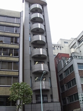 NTビルの外観