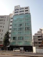 サンライズ長井ビルの外観