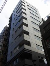 日本橋通り二丁目ビルの外観