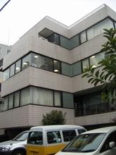 代官山8.5ビルの外観