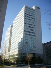 TOC Ariake West Tower Exterior