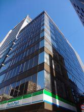 辰沼建物ビルの外観