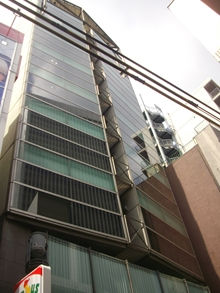 Hulic Roppongi 2chome Building Exterior
