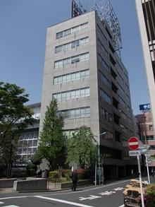 新川ビルの外観