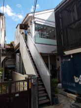代官山町貸戸建店舗の外観