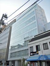 クロスオフィス渋谷Medioの外観