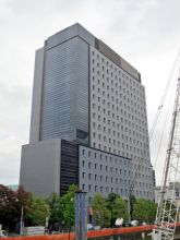 Kinshicho Prime Tower Exterior