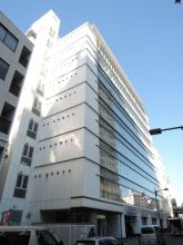 Ginza 1-Chome East Building Exterior