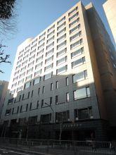 東京美術倶楽部ビルの外観
