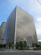 Shinagawa Sea Side South Tower Exterior