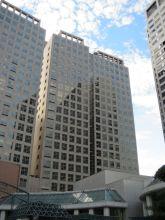 東京フロントテラスの外観