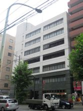 Nakameguro Business Center Building Exterior