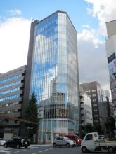 Ginza 1-Chome Building Exterior