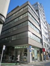 Showa Building Exterior
