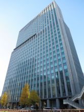 Ginza Mitsui Building Exterior