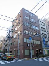 Yamanote Building Exterior