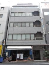 Central Dogenzaka Building Exterior