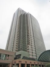 Yebisu Garden Place Tower Exterior