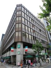 Ginza Dowa Building Exterior