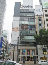 Ginza Chuo Building Exterior