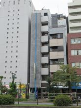 Sugamo TH Building Exterior