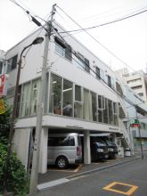 Shirasuna bldg. NAGATACHOの外観