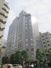 Urban Shinbashi Building Exterior