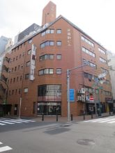 Musashino Building Exterior