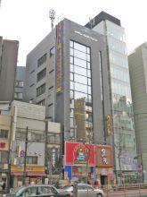 Shinko Music Plaza Exterior