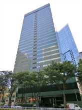 Shinjuku Green Tower Building Exterior3