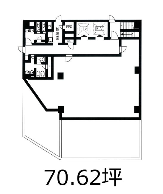 Takanawadai Green Building Floorplan