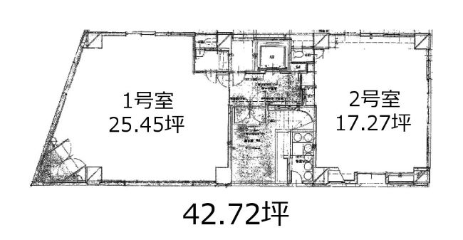 THE GATE AKIHABARA Floorplan