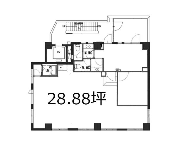TERRACE SITE Yotsuya Floorplan