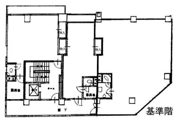 英ビルの図面